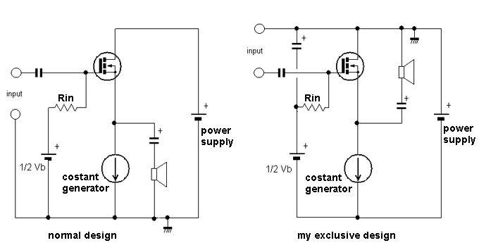 Power follower 99 правильная схема