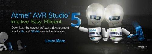 ��������������� � AVR Studio 5 � ������ ������. ����� 2