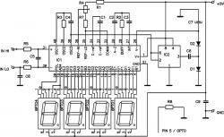 2010 besides Arduino Lm35 Temperature Sensor Wiring moreover Led Vu Meter Circuit moreover Index17 moreover Led Bar Graph Circuit. on lm3914 circuit diagram