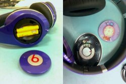 ����������� �������� Monster Beats By Dr. Dre Studio, ������� �� ����