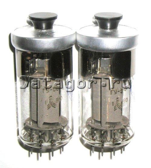 Ламповые усилители | Зарубежные схемы на ГУ-50 (GU-50)