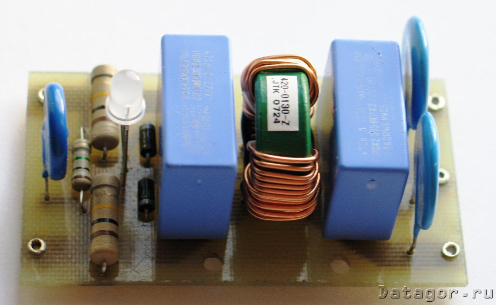 Фильтр сетка focus1 16 фотография