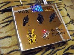 VOX Big Ben Overdrive - �������� �������� �������� � ���������� ��������.