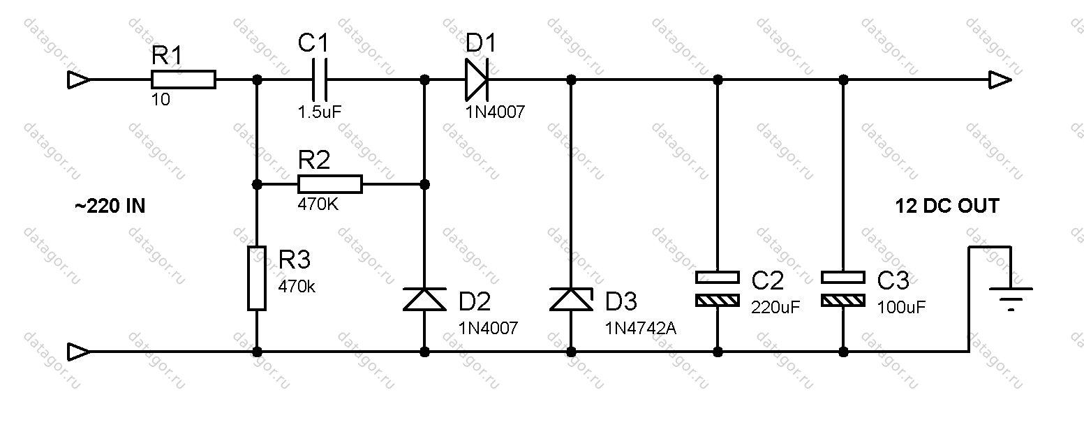 к561тм2 схема замок