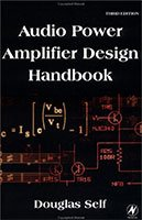 Audio power amplifier design handbook. Douglas Self