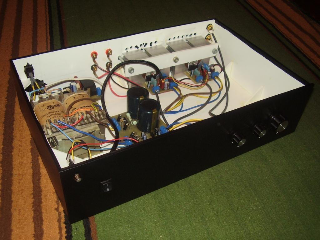 схема темброблрка на евф1524ф