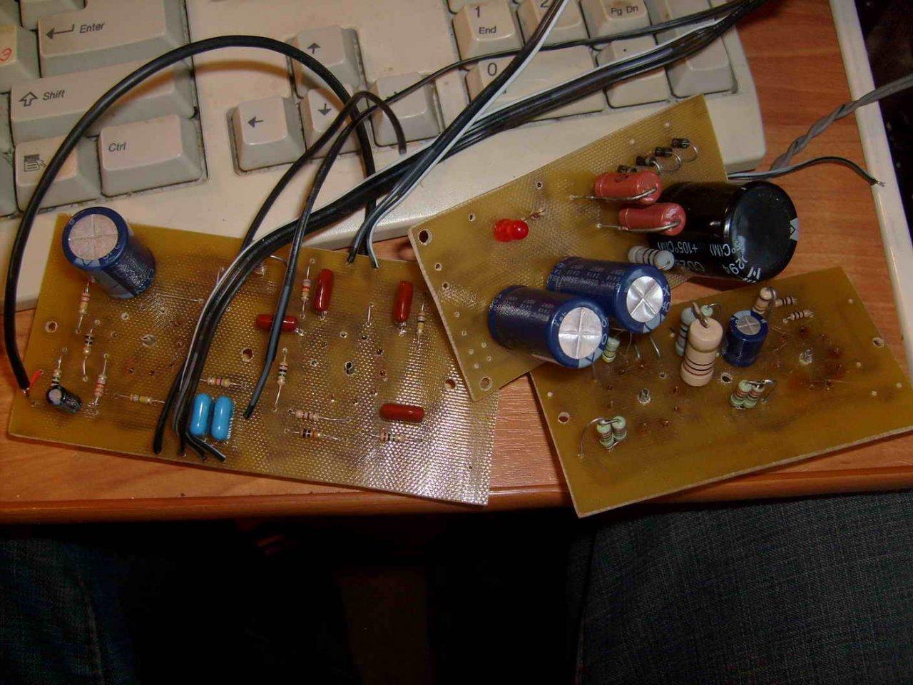 ламповый усилитель на 6с33с драйвер на 6н8с схема