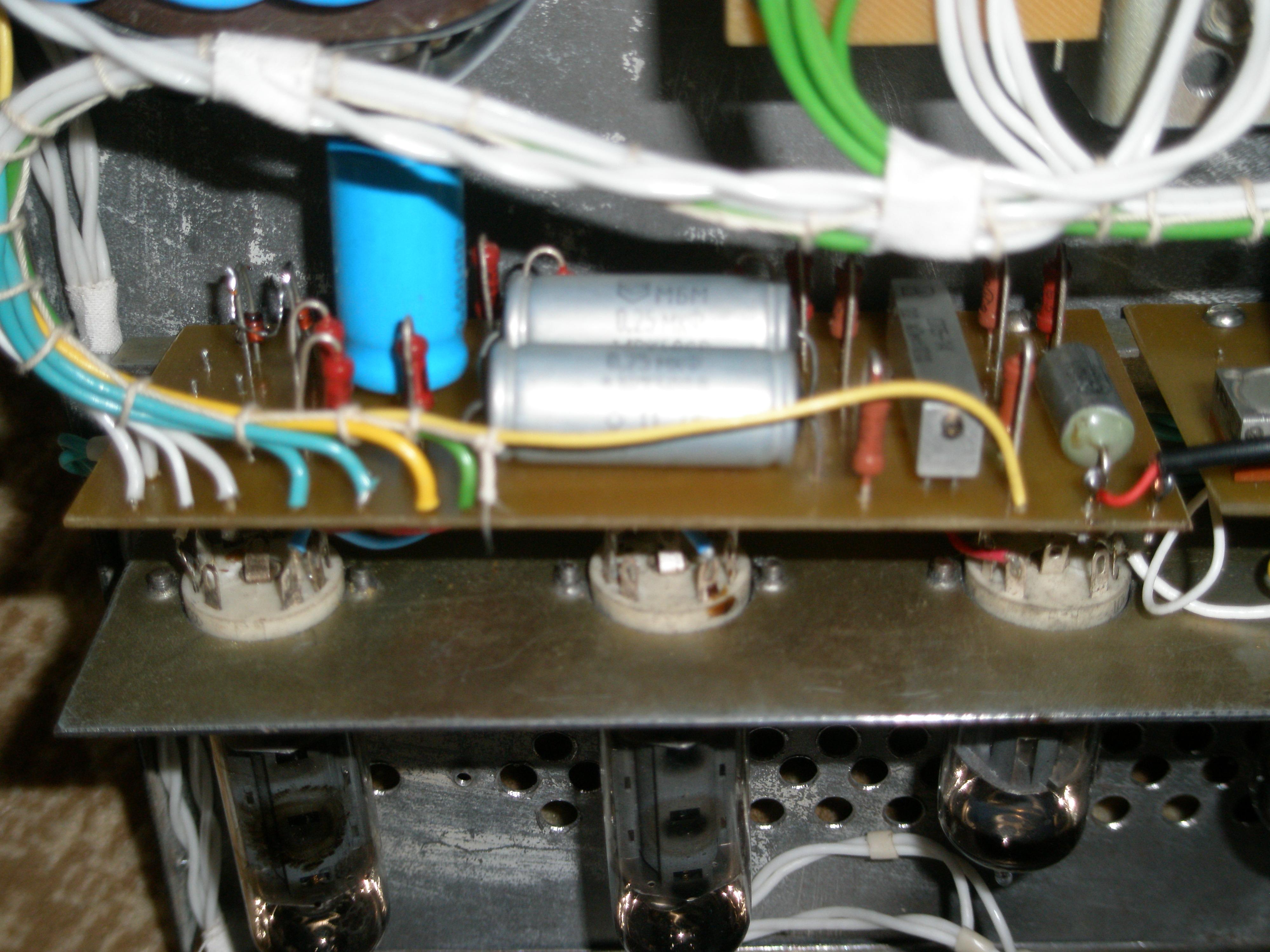 Трансформаторы ТС-80 - В помощь радиолюбителю