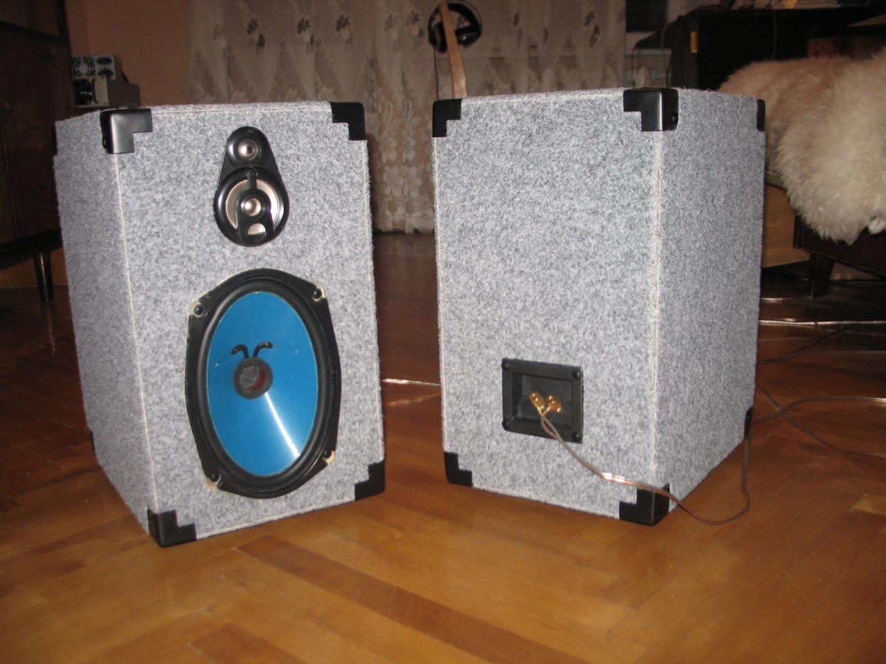 корпус для домашней акустики своими руками состав термобелья