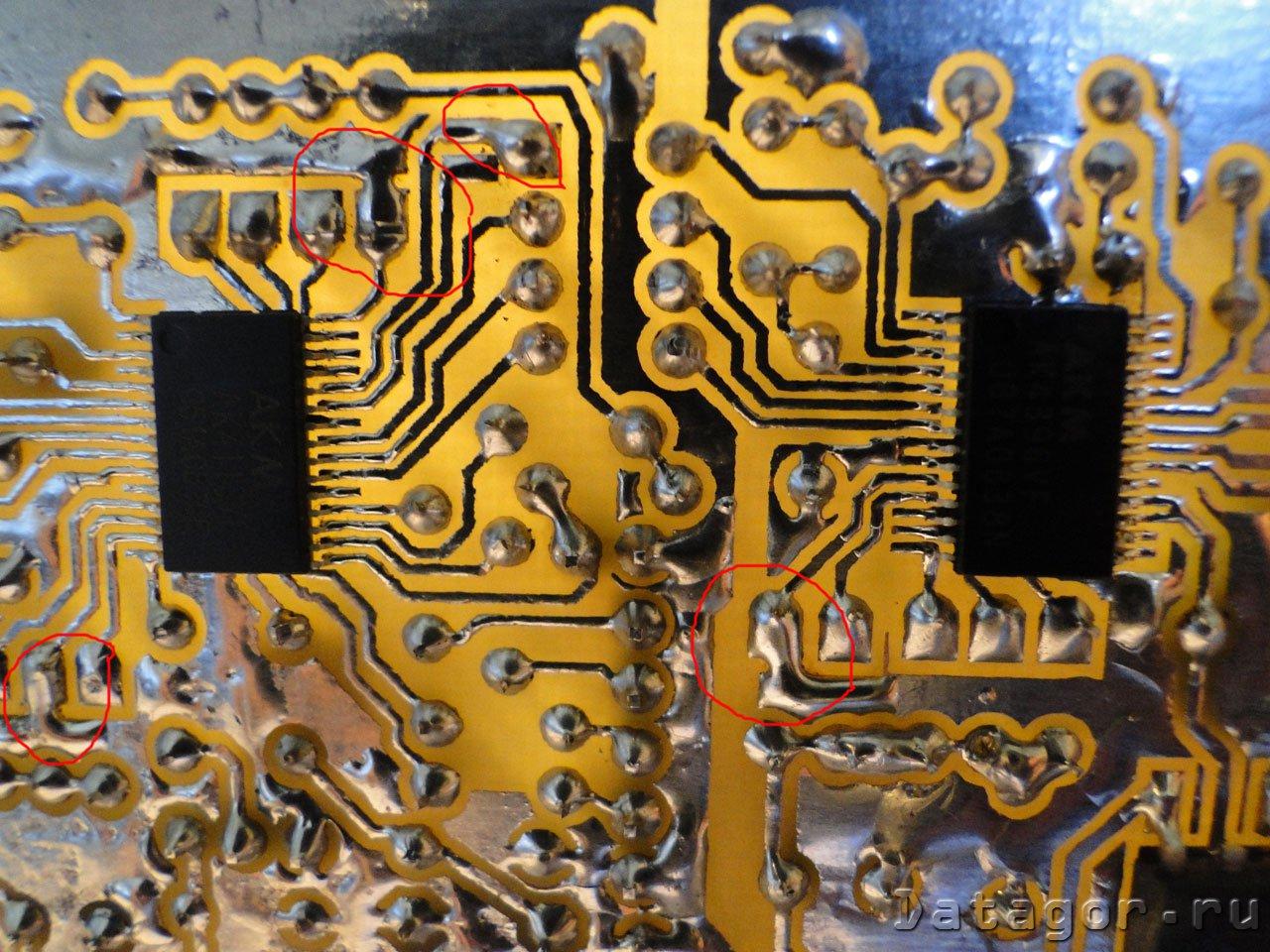 www схема кодового замка на спечатной платой