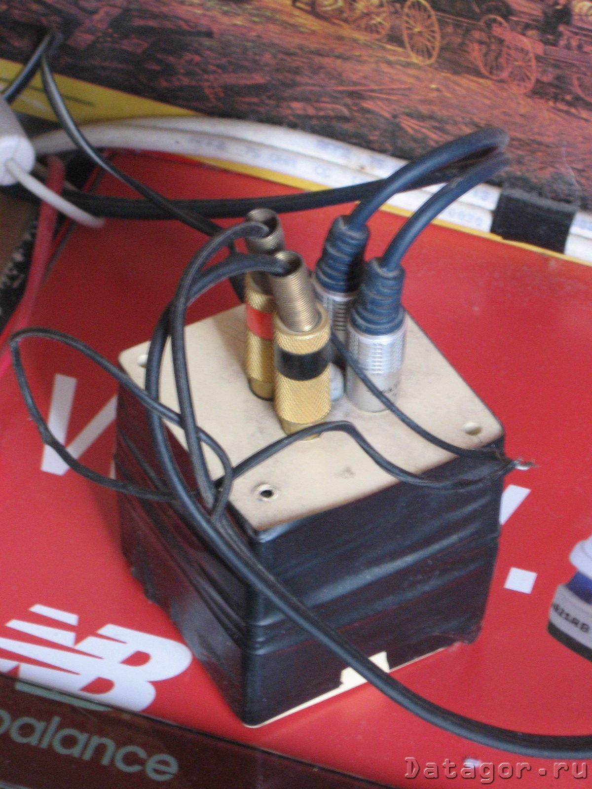усилитель радиотехника 020 стерео схема принципиальная