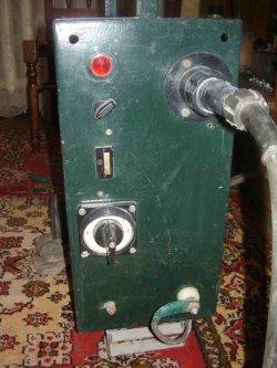Дроссель для полуавтомата с вольтодобавкой схема