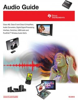 Texas Instruments Audio Guide 2012