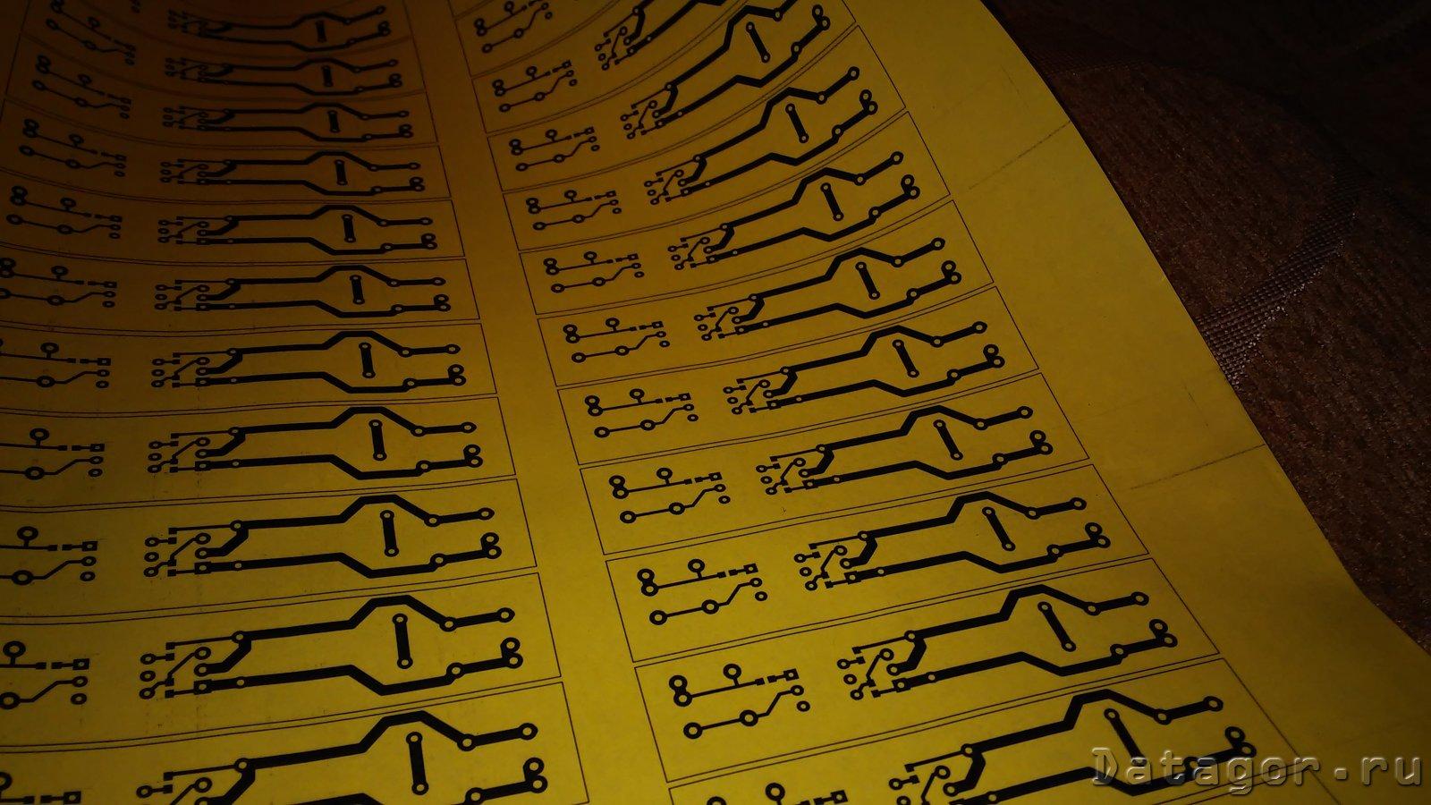 глянцевый журнал плотность бумаги