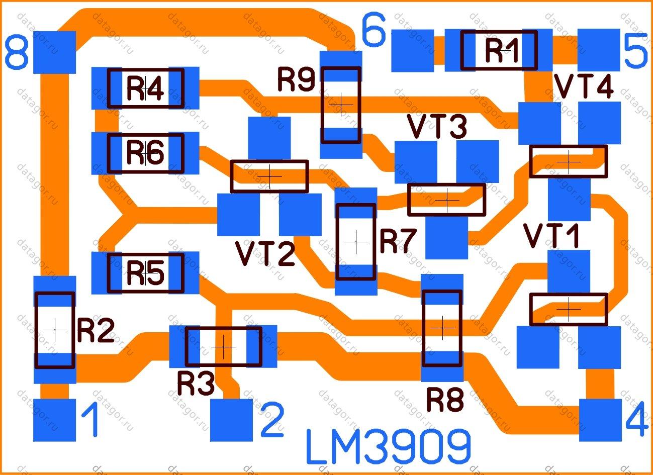 h простые схемы радиолюбителя