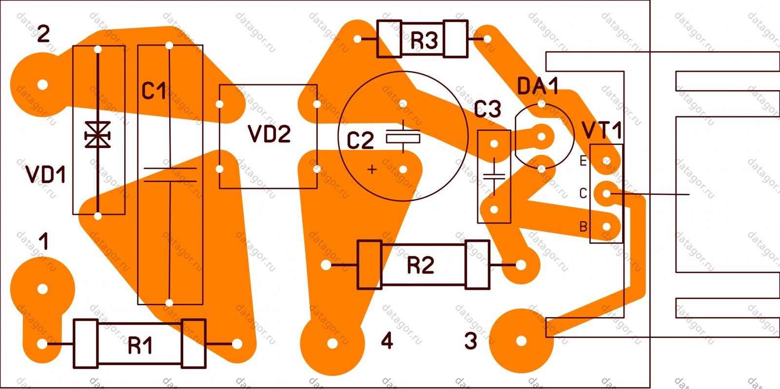 dc 400 ремонт схема диоды